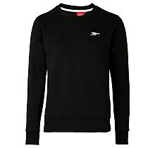 Arsenal Essentials Black Sweatshirt