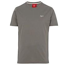 Arsenal Essentials Charcoal T-Shirt