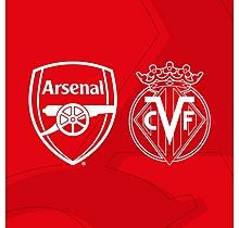 Arsenal V Villarreal Programme 06.05.2021