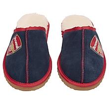 Arsenal Mens Australian Merino Wool Slippers