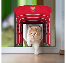 Arsenal Cat Flap Cover
