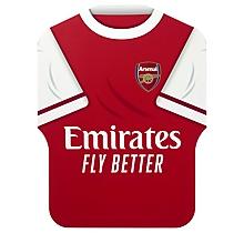Arsenal Shirt Small Pet Feeding Mat