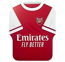 Arsenal Shirt Large Pet Feeding Mat