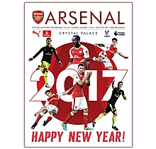 Arsenal v Crystal Palace 01.01.2017