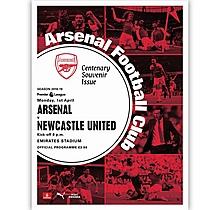 Arsenal v Newcastle UTD 01.04.2019
