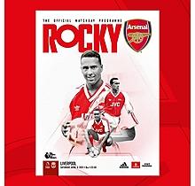 Arsenal V Liverpool 03.04.2021