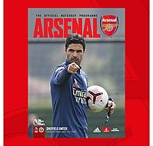 Arsenal v Sheffield Utd 03.10.2020