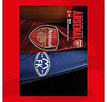 Arsenal v Molde FK 05.11.2020