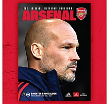 Arsenal v  Brighton & Hove Albion 05.12.2019