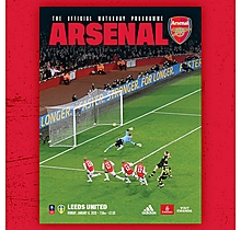 Arsenal v Leeds United 06.01.2020