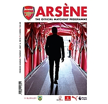 Arsenal v Burnley 06.05.2018