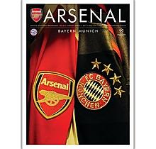 Arsenal v Bayern Munich 07.03.2017