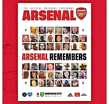 Arsenal v Norwich City 01.07.2020