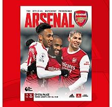 Arsenal v Crystal Palace 14.01.2020
