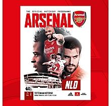 Arsenal V Tottenham 14.03.21