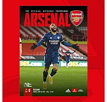 Arsenal V Fulham 18.04.2021