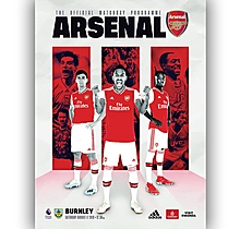 Arsenal v Burnley 17.08.2019
