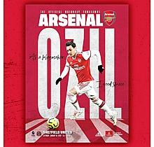 Arsenal v Sheffield Utd 18.01.2020