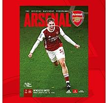 Arsenal v Newcastle United 18.01.21