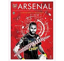 Arsenal v Ludogorets  19.10.2016