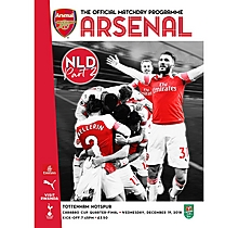 Arsenal v Tottenham 19.12.2018