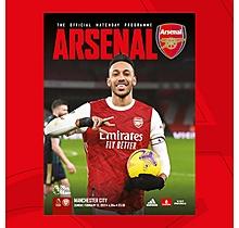 Arsenal v Manchester City 21.02.2021