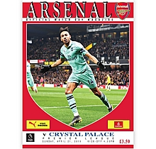 Arsenal v Crystal Palace 21.04.2019