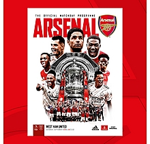 Arsenal v West Ham UTD 19.09.2020