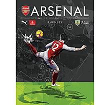 Arsenal v Burnley 22.01.2017