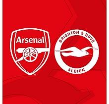 Arsenal V Brighton 23.05.2021