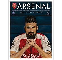 Arsenal v Paris St Germain 23.11.2016