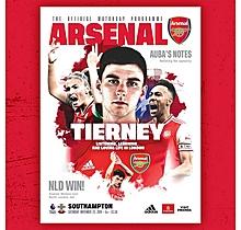Arsenal v Southampton 23.11.2019