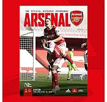 Arsenal V Everton 23.04.2021