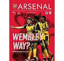 Arsenal v Reading 25.10.2016