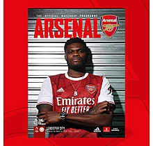 Arsenal v  Leicester City 25.10.2020