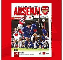 Arsenal v Chelsea 26.12.2020
