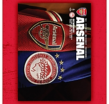 Arsenal v Olympiacos 27.02.2020