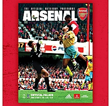 Arsenal v Crystal Palace 27.10.2019