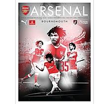 Arsenal v Bournemouth 27.11.2016