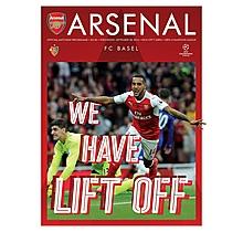 Arsenal v  FC Basel 28.09.2016