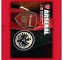 Arsenal v Eintracht Frankfurt 28.11.2019