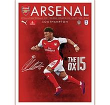 Arsenal v Southampton 30.11.2016