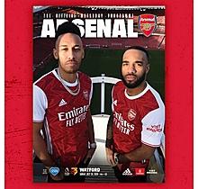 Arsenal v Watford 26.07.2020