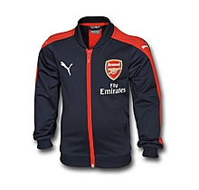 Arsenal Home Mini 16/17 Stadium Jacket