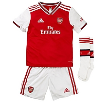Arsenal 19/20 Home Mini Kit