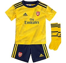 Arsenal 19/20 Away Mini Kit