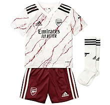 Arsenal 20/21 Away Mini Kit