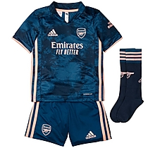 Arsenal 20/21 Third Mini Kit