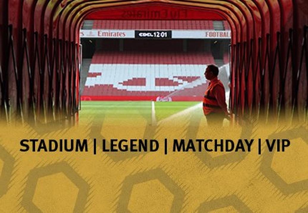 Arsenal Stadium Tours a2393b5d2