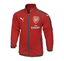 Arsenal Mini 17/18 Home Stadium Jacket